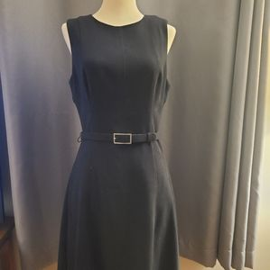 WHBM belted dress